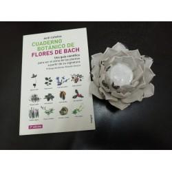 Cuaderno Botánico de Flores...