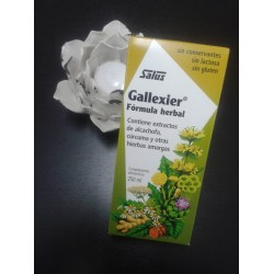 Gallexier Jarabe 250ml - Salus