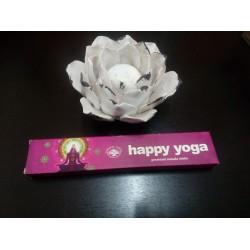 Incienso Happy Yoga 15gr -...