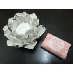 Jabón Té de Rosas y Leche...