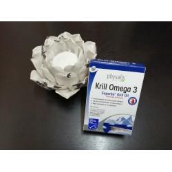 Krill Omega 3 30cap - Physalis