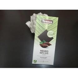 Chocolate Negro 60% con...