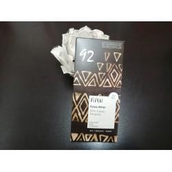 Chocolate 92%Cacao BIO 80gr...