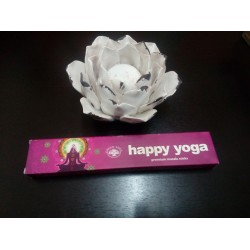 Incienso Happy Yoga 15gr -...